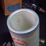 "Verwarmer voor babyfles met asbesthoudende mantel • <a style=""font-size:0.8em;"" href=""http://www.flickr.com/photos/78534169@N04/9858952465/"" target=""_blank"">View on Flickr</a>"